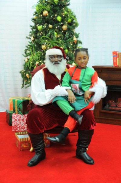 FATHER CHRISTMAS DID NOT RAPE ANY CHILD IN LAGOS... LETS PUT A STOP TO MISUSE OF SOCIAL MEDIA!