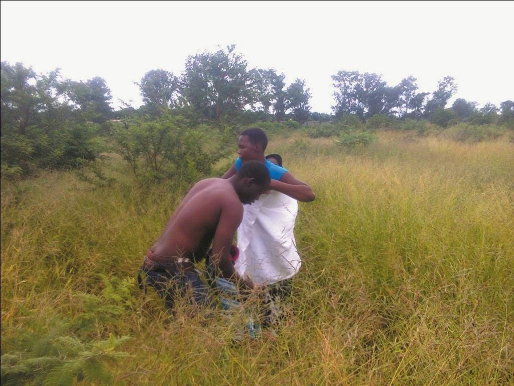 2 church ladies having fun with young girl 8