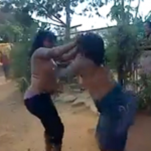 nude girls fighting naked in village movie