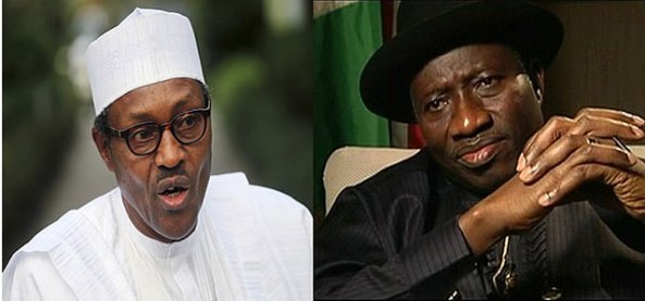 2015 PRESIDENTIAL: IT'S BUHARI VS JONATHAN...PDP TRYING TO PUT UP A BRAVE FACE!...WITH MASSIVE DEFEAT STARING THEM IN THE FACE WILL THEY PLAY CLEAN OR DIRTY?