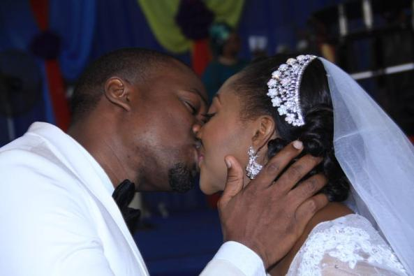 """RECEPTION AT OUR DAUGHTER'S WEDDING...KEMI, A """"HEIRLOOM OF LOVE"""""""