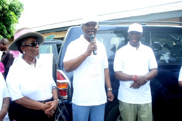 OGBENI JIMMY AGBAJE IS AS PEOPLE-ORIENTED AS RAUF AREGBESOLA