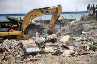 SCOAN: FOUR-YEAR-OLD GIRL SURVIVED HOSTEL COLLAPSE!