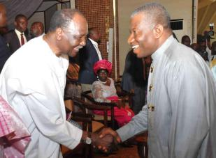 FOR GENERAL YAKUBU GOWON: OFFICER AND GENTLEMAN AT 80