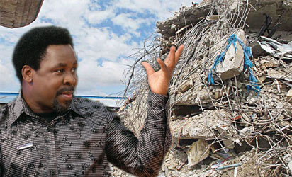 LAGOS STATE GOVERNOR SAYS THE VERDICT OF THE CORONER'S INQUEST WILL BE USED TO CHARGE T B JOSHUA AND CHURCH TO COURT!