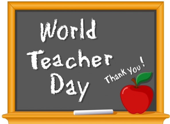 TEACHERS' DAY CELEBRATED IN NIGERIA ONLY WITH WORDS