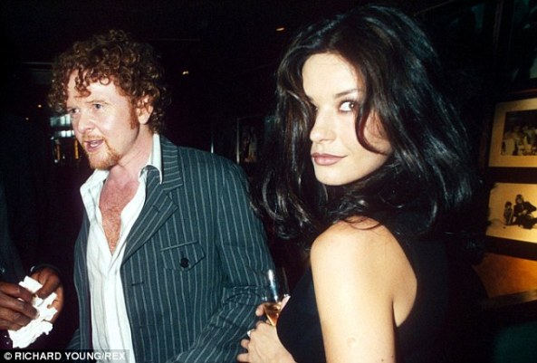 NOT-SO-HANDSOME SERIAL WOMANISER SAYS HE'S SLEPT WITH MORE THAN A THOUSAND WOMEN...AND THAT INCLUDES CATHERINE ZETA-JONES!