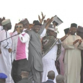 IS PRESIDENT GOODLUCK RUNNING OUT OF LUCK?