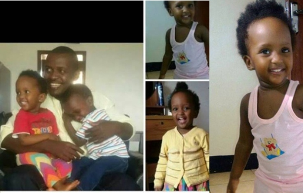 UGANDA: TODDLER SAVAGELY BEATEN BY NANNY FROM HELL SURVIVES ORDEAL...NANNY ARRESTED LUCKY NOT TO BE IN THE HANDS OF NIGERIAN POLICE!
