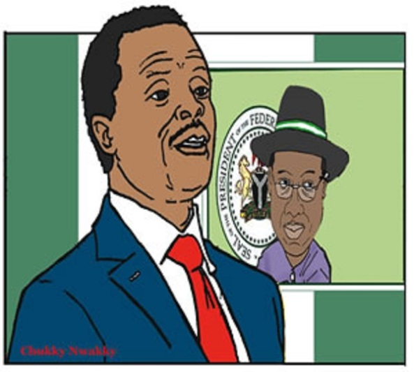 A NIGERIAN REVOLUTION IS COMING UP IN 2015 AGAINST THE PDP...OSINBAJO