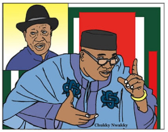WE SAID THERE ARE MAD MEN SURROUNDING GEJ IN ASO ROCK AND OKUPE IS THEIR SENIOR PREFECT!