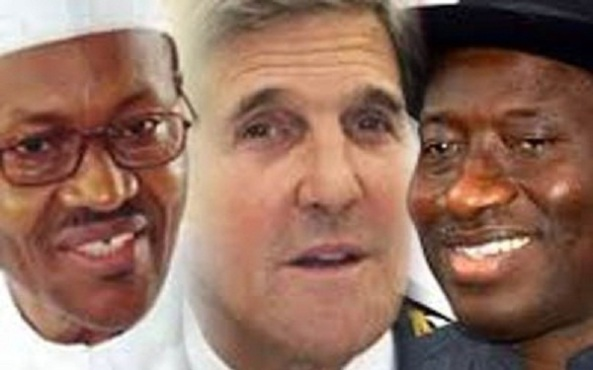 AMERICAN ARROGANCE...FELLOW NIGERIANS,WHAT IS SO IMPORTANT ABOUT KERRY'S US VISA?