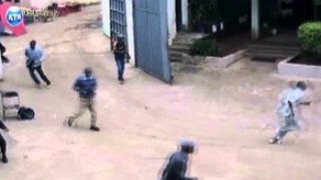 DO NOT DISTURB...CHURCH ROBBERY IN PROGRESS!...REAL VIDEOS