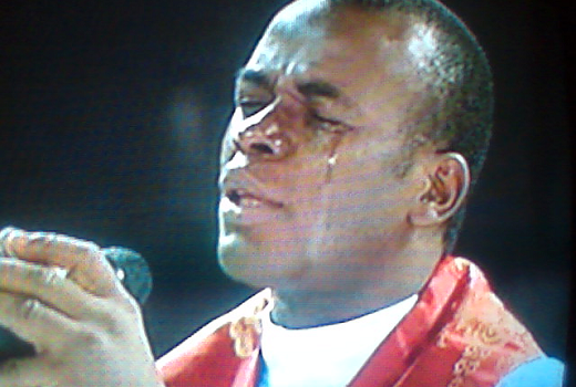 Rev Father Ejike Mbaka Gives Gej A First Class Spiritual
