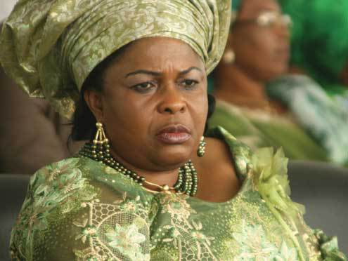 WE THOUGHT SOME PEOPLE SAID MRS JONATHAN CAN'T BE INTERROGATED/PROSECUTED BY THE ICC!
