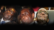 OLD AND CONFUSED PRESIDENT MUGABE ROBBED!...THIS TIME HE FORGOT TO LIE AGAINST NIGERIANS AS HE NORMALLY DOES IN A STATE OF DRUNKENNESS!