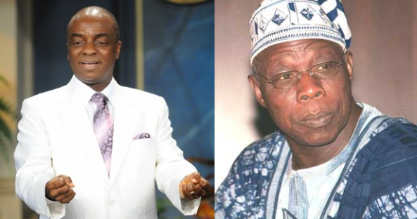 JUST FOR THE RECORDS...DID OBASANJO ACTUALLY CALL OYEDEPO A FAKE MAN OF GOD?...NO,HERE IS WHAT HE SAID?
