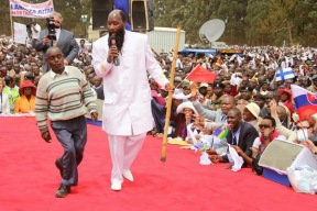 FIVE PEOPLE DIE IN KENYA WHILE SEEKING HEALING DURING CRUSADE BY COPYCAT OF T.B JOSHUA