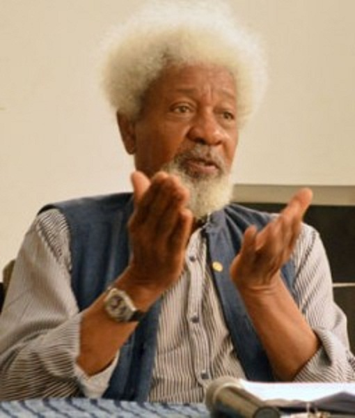 WATCH AND PRAY, WATCH AND PREY, BY WOLE SOYINKA