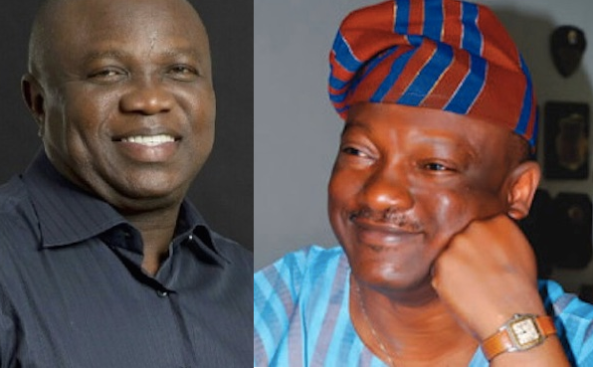 APC PANICKS OVER LAGOS...TINUBU GROSSLY INFLATES AMBODE'S CREDENTIALS TO UNIMPRESSED LAGOSIANS!