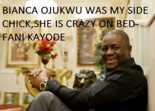 WHO IS FEMI FANI-KAYODE?, BY AHMED OLUWASANJO