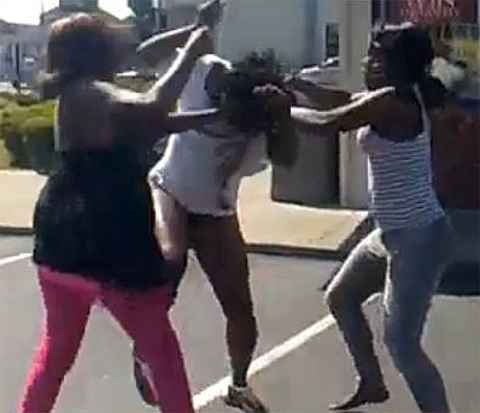 black-women-fighting | MILE2HERALD (OMG! NEWS AND INFO)