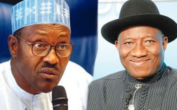 BUHARI SHOWS JONATHAN HOW TO BE HEAD OF STATE AND COMMANDER-IN-CHIEF!