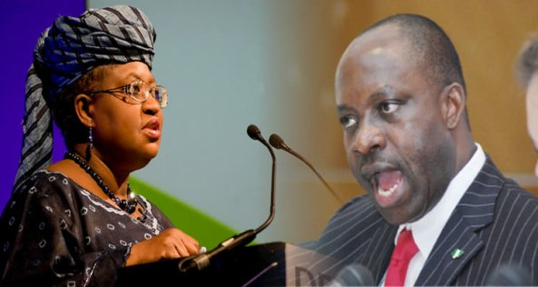 WHEN OBJ SENT OKONJO-IWEALA PACKING AS FINANCE MINISTER SHE CRIED LIKE A BABY AND BEGGING TO REMAIN IN GOVT...SAYS SOLUDO!