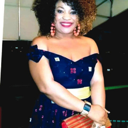 I MARRIED DOMESTIC VIOLENCE – EBEDE, NOLLYWOOD ACTRESS