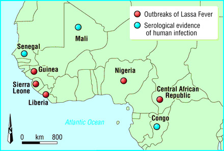 LEST WE FORGET BECAUSE OF EBOLA...HEALTH TIPS ON LASSA FEVER BY CINCINATI...