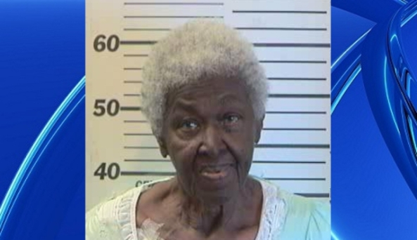 79-YEAR-OLD GRANDMOTHER SHOOTS HER NEPHEW OVER $20