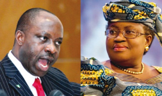 MRS OKONJO-IWEALA HAS MESSED UP HER FAMILY'S NAME IN THE ANNALS OF NIGERIAN HISTORY FOREVER!