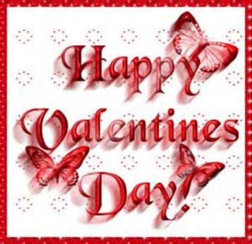 HAPPY VALENTINES DAY TO ALL OUR READERS AND FOLLOWERS!