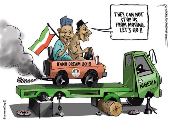 IN CELEBRATION OF JONATHAN'S EXIT, BY ERASMUS IKHIDE