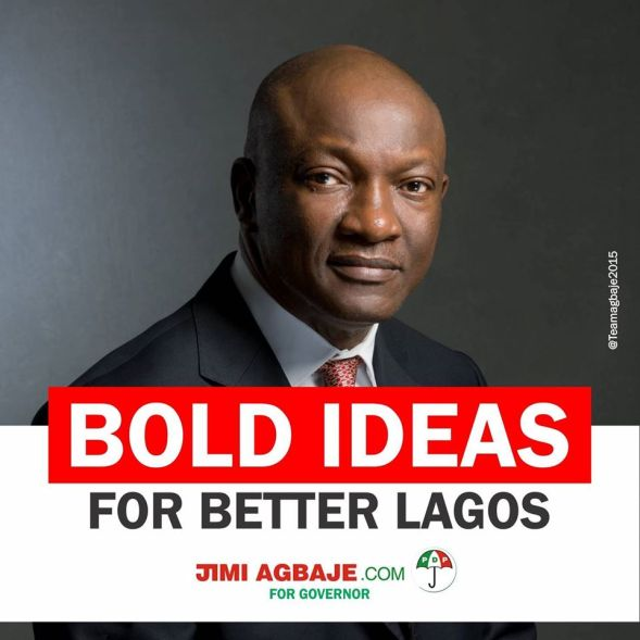PHOTORAMA...LAGOS NEEDS CHANGE FROM GOOD (TINUBU) AND BETTER (FASHOLA) TO BEST (JIMMY AGBAJE) AND NOT THE WORST (AMBODE)!