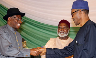 PRESIDENT JONATHAN LOST ELECTION AND BROKE AFRICAN RECORD, BY OMOJUWA