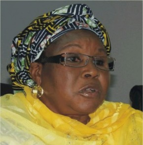 """""""TO NIGERIANS, WHETHER YOU LIKE IT OR NOT PDP INCLUDING MY HUSBAND WILL RULE FOR THE NEXT 60 YRS""""…MRS JONATHAN"""