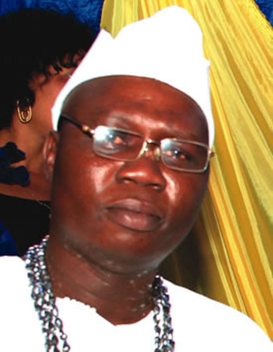 THE ONLY PEOPLE TINUBU WANTS ARE BOOT- LICKERS LIKE AMBODE...SAYS GANI ADAMS