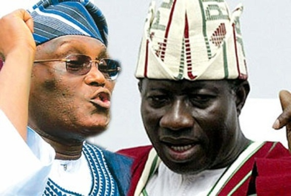 THE TIMES THEY ARE A-CHANGIN'...GEJ PAYS ATIKU FAILED MIDNIGHT COURTESY VISIT