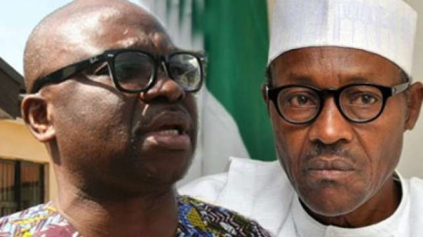 HERE IS PROOF THAT FAYOSE,GEJ AND PDP ENGAGED REMITA BEFORE PMB WAS ELECTED!