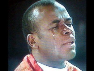"""PRESIDENT GOODLUCK JONATHAN AND PATIENCE, ARE PLANNING TO ASSASSINATE FATHER MBAKA"" REV FR MBAKA"