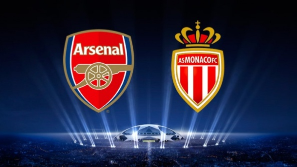 ARSENAL ALMOST TURNED WATER INTO WINE IN MONACO...TWITTER EXPLODES!