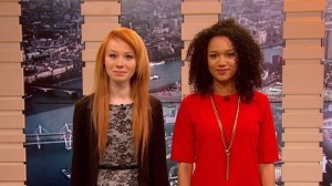 UK TWINS TURN HEADS: ONE IS WHITE, THE OTHER BLACK