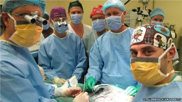 SOUTH AFRICANS PERFORM FIRST 'SUCCESSFUL' PENIS TRANSPLANT...SHOULD WE CLAP OR CRY?