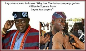 GROUP ADVOCATES FREEDOM OF LAGOS FROM TINUBU AND HIS HENCHMEN!