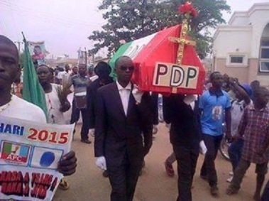 WHEN WILL PDP GET OUT OF ITS CLOAK OF DELUSION?