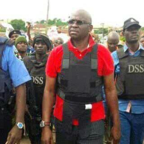 REPORTS UNCONFIRMED SAY JONATHAN HAS TOLD FAYOSE ERA OF IMPUNITY IS OVER!