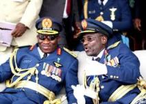 """NEW NOLLYWOOD MOVIE...""""GENERAL"""" JONATHAN BREAKS FREE FROM HIS CAGE BURNING HIS GALAXY OF UNIFORMS ADORNED WITH FAKE MEDALS!"""