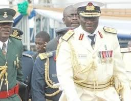 "NEW NOLLYWOOD MOVIE...""GENERAL"" JONATHAN BREAKS FREE FROM HIS CAGE BURNING HIS GALAXY OF UNIFORMS ADORNED WITH FAKE MEDALS!"