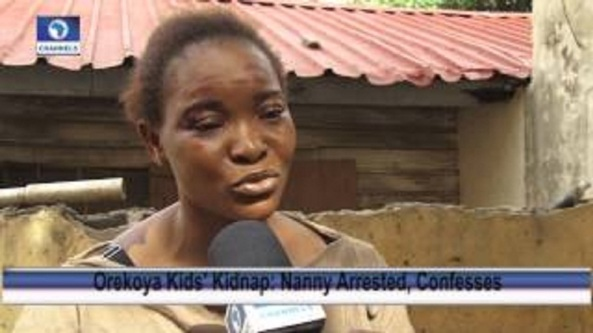"""THANK GOD SHE IS NOT IGBO,ELSE...""...NIGERIANS REACT TO ARREST OF NANNY FROM HELL WHO KIDNAPPED 3 KIDS!"